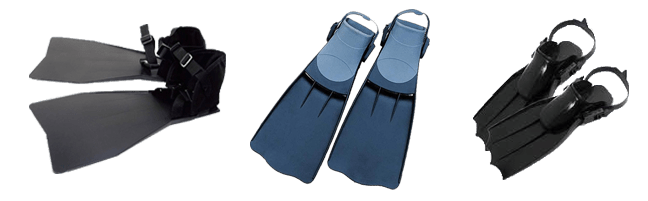 Comparatif palmes float tube